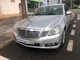 MERCEDES-BENZ Clase E 220CDI BE Aut.
