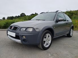 ROVER Streetwise 2.0 TD S