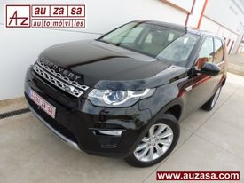 LAND-ROVER Discovery Sport 2.2SD4 HSE 7pl. 4x4 Aut. 190