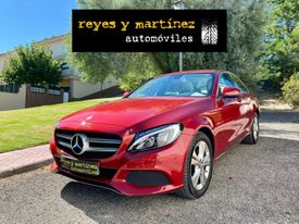 MERCEDES-BENZ Clase C 220CDI BE Sport Edition (4.75)