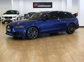 AUDI A6 RS 6 Avant 4.0 TFSI performance Q. Tip.
