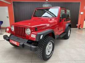JEEP Wrangler 2.5 Hard Top