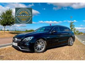 MERCEDES-BENZ Clase C Estate 63 AMG S 7G Plus
