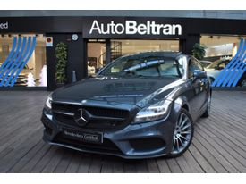 MERCEDES-BENZ Clase CLS Shooting Brake 350 BT Aut.