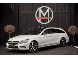 MERCEDES-BENZ Clase CLS Shooting Brake 500 BE Aut.