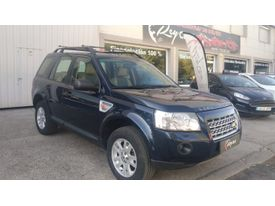 LAND-ROVER Freelander 2.2Td4 HSE CommandShift