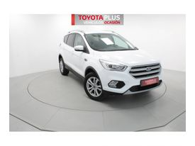 FORD Kuga 1.5 ECOBOOST 88KW A-S-S 4X2 TREND+ MaS NAVEGADOR