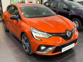 RENAULT Clio TCe GPF RS Line EDC 96kW