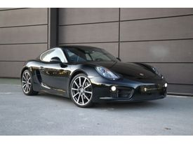 PORSCHE Cayman Black Edition PDK