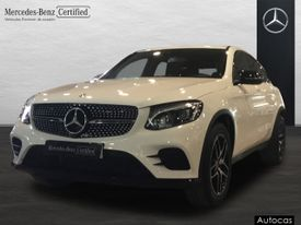 MERCEDES-BENZ Clase GLC Coupé 220d 4Matic Aut.