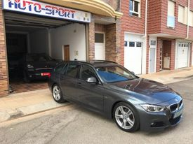 BMW Serie 3 318  F31 Touring Diesel Touring paquete m