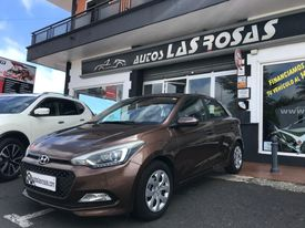 HYUNDAI i20 Familiar  Manual de 5 Puertas
