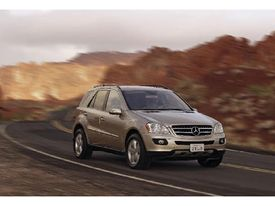 MERCEDES-BENZ Clase M ML 420CDI Aut.