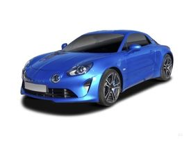 ALPINE A110 Launch edition