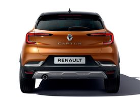 RENAULT Captur E-TECH Híbrido Enchufable SL 117kW