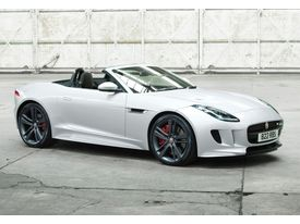 JAGUAR F-Type Convertible 3.0 V6 R-Dynamic 380