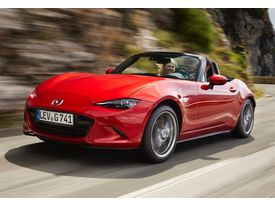 MAZDA MX-5 2.0 Skyactiv-G i-Stop & i-Eloop Dark Red Edition RF