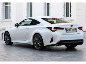 LEXUS RC 300h Business Navigation