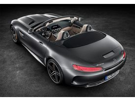 MERCEDES-BENZ AMG GT Roadster C 557
