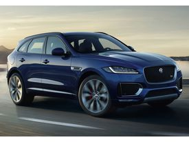 JAGUAR F-Pace 2.0i4D Chequered Flag Aut. AWD 180