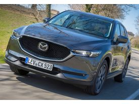 MAZDA CX-5 2.5 Skyactiv-G Evolution Design AWD Aut.