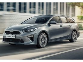 KIA Ceed Tourer 1.6CRDi Eco-Dynamics Tech 136