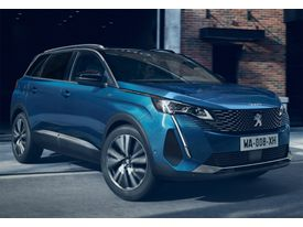 PEUGEOT 5008 SUV 2.0BlueHDi S&S Allure Pack EAT8 180