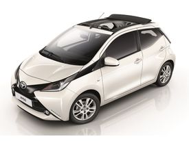 TOYOTA Aygo 1.0 VVT-i Connect