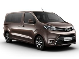TOYOTA Proace Verso Shuttle L2 2.0D 8pl. Pack Active 150