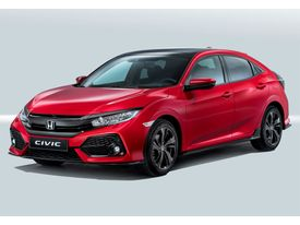 HONDA Civic 1.0 VTEC Turbo Executive Sport Line CVT