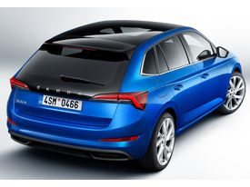 SKODA Scala 1.0 TGI Ambition 66kW
