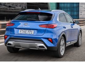 KIA XCeed 1.6 CRDi Eco-Dynamics Emotion 115