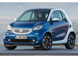 SMART Fortwo Coupé EQ Prime