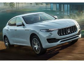 MASERATI Levante 580 Launch Edition Aut.