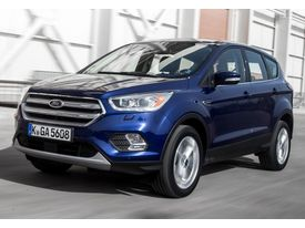FORD Kuga 2.0TDCI Auto S&S Titanium Limited Edition 4x4 PS 150