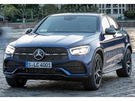 MERCEDES-BENZ Clase GLC Coupé 300 4Matic 9G-Tronic