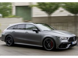 MERCEDES-BENZ Clase CLA Shooting Brake 45 S AMG 4Matic+ 8G-DCT