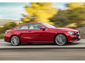 MERCEDES-BENZ Clase E Coupé 220d 4Matic 9G-Tronic