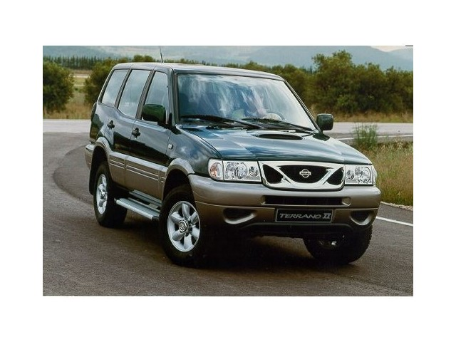nissan terrano 2 7 tdi comfort 4x4 suv o pickup de segunda mano en vizcaya ref1853384. Black Bedroom Furniture Sets. Home Design Ideas