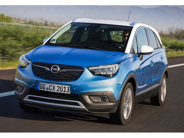 opel crossland x 1 2t s s ultimate 130 4x4 suv o pickup de nuevo en ref1704820 autocasion. Black Bedroom Furniture Sets. Home Design Ideas