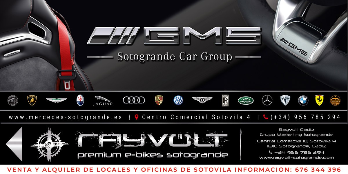 Logo SOTOGRANDE CAR GROUP