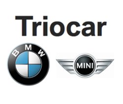 Logo BMW MINI TRIOCAR