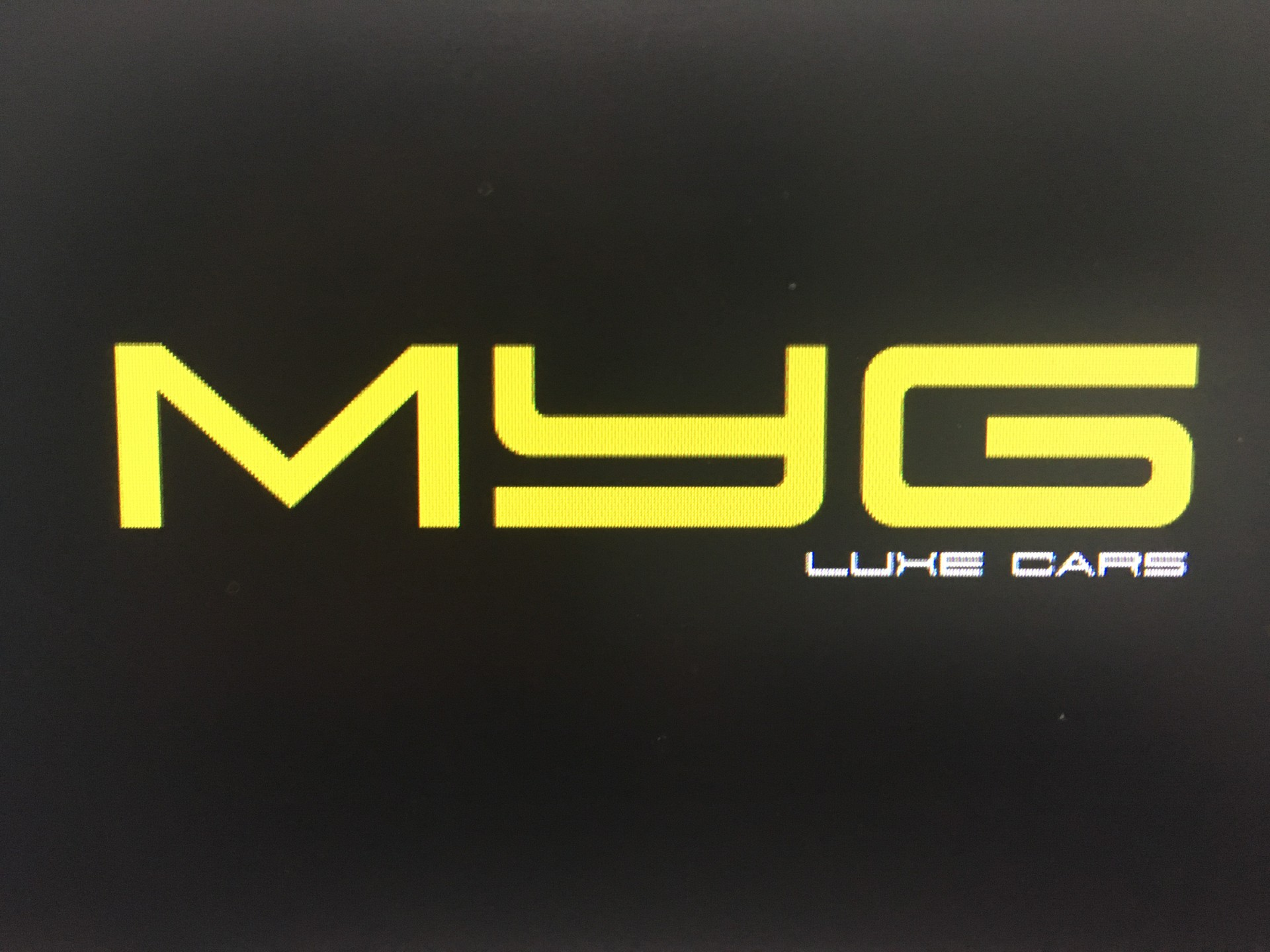 MYG LUXE CARS