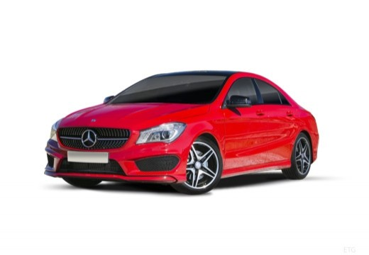 CLA 220CDI AMG Line 4M 7G-DCT