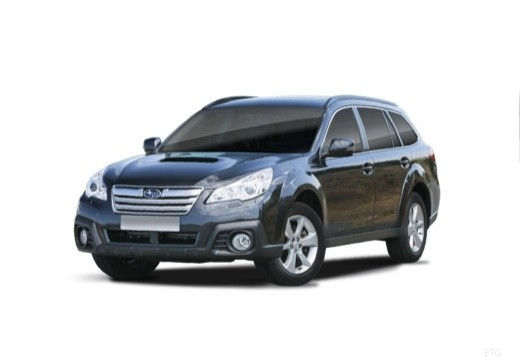 Outback 2.0TD Executive Lineartronic