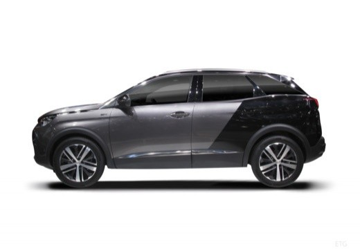 peugeot 3008 suv y sus versiones en autocasi n. Black Bedroom Furniture Sets. Home Design Ideas