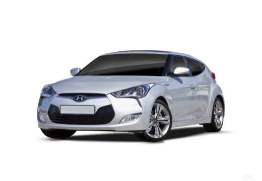 Veloster 1.6 TGDI Turbo 186