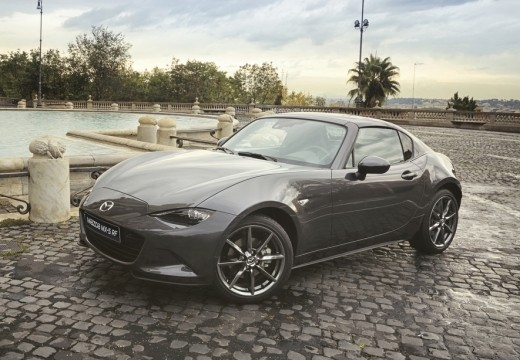 MX-5 2.0 Luxury RF