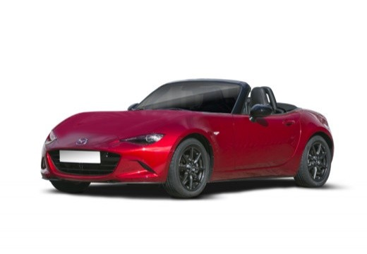 MX-5 2.0 Red Heritage Soft Top