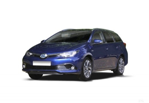 Auris Touring Sports 115D Feel!